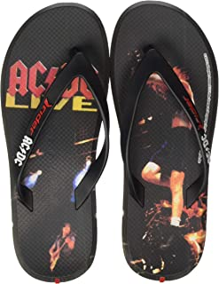 ACDC Thong Ad, Chanclas Unisex Adulto