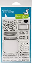 Lawn Fawn Clear Stamps – How You Bean? (LF1325)