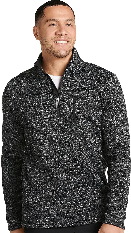 Jockey Bargain Max 71% OFF Men's Sportswear Sweater Half Zip