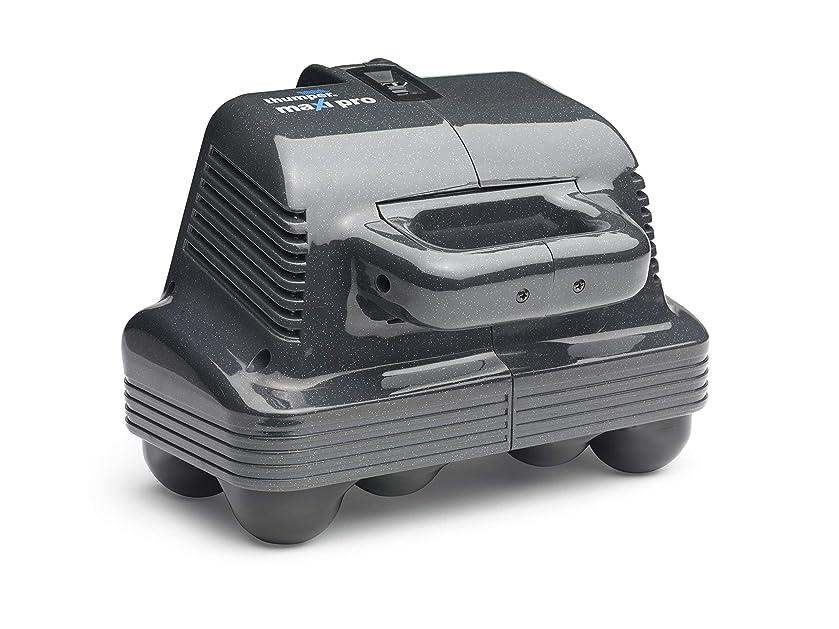 いつか責任者スロットThumper Maxi Pro プロフェッショナル 電気マッサージャー