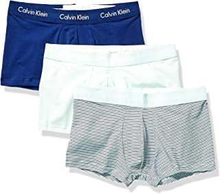 Men's Cotton Stretch Multipack Low Rise Trunks