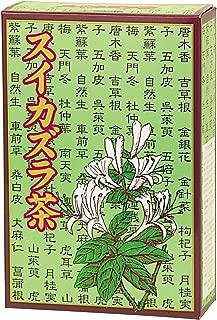 自然健康社 国産スイカズラ茶 6g×32パック 煮出し用ティーバッグ