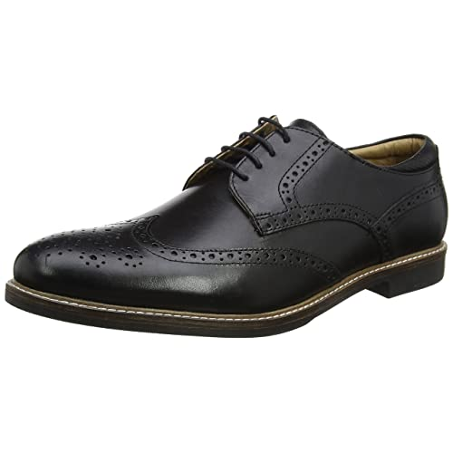 5650ca132 Black Mens Shoes  Amazon.co.uk