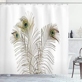 simple peacock design