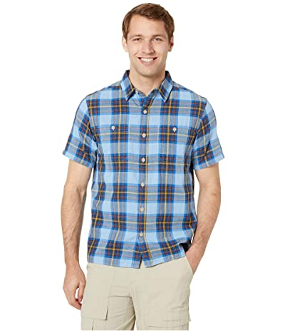Mountain Hardwear Sinks Canyontm Short Sleeve Shirt (Big Sky) Men