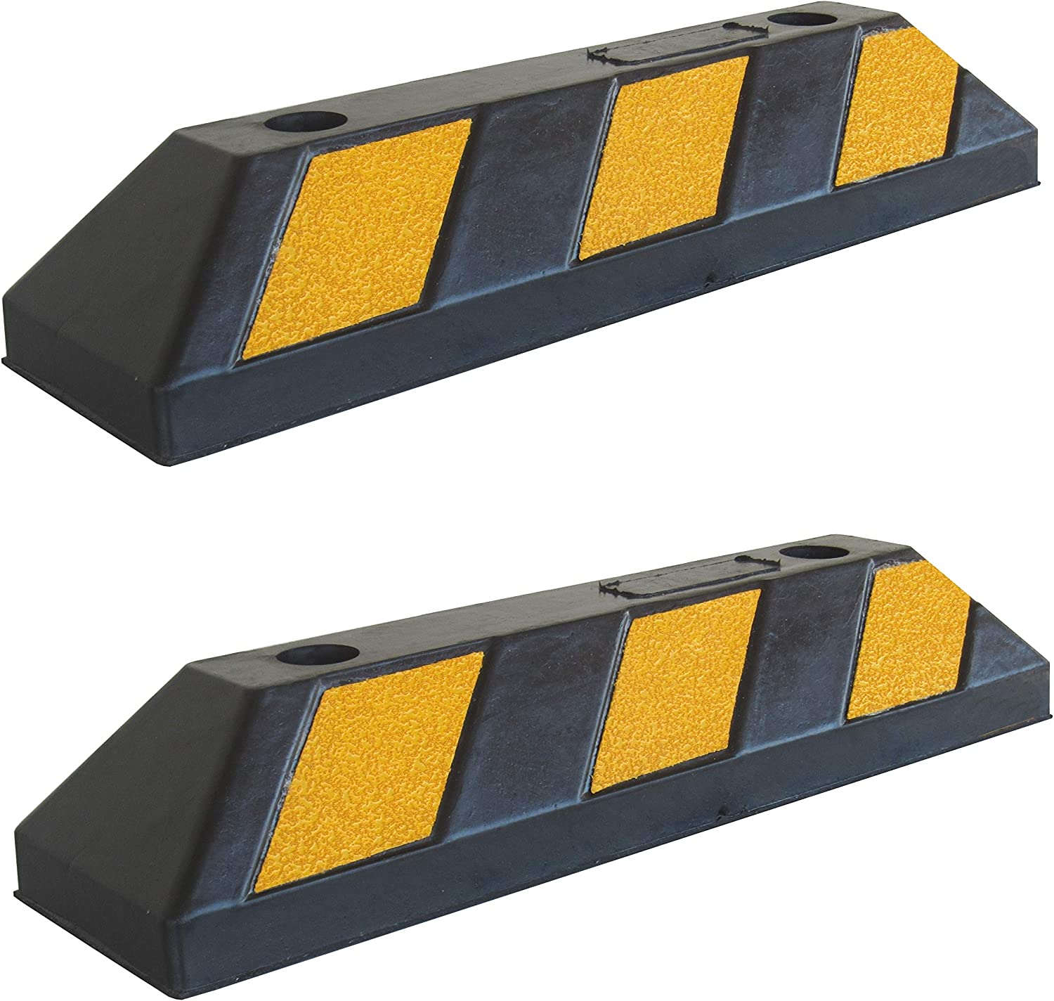 Parking Stopper for Garage Floor Max 71% OFF Wheels Car Today's only as Blocks A
