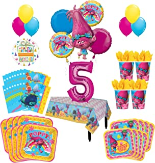 trolls birthday party activities