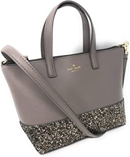 Kate Spade New York Ina Greta Court Glitter Crossbody Bag Top Handle Handbag b8421fd976a2a