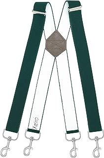 Y-Forma Bretelle Bretelle con clip regolabile 1 5 15 ANNO A SCACCHI punk unisex