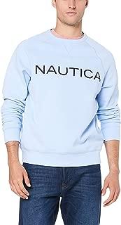 Nautica Men's CN Embroided PO SEA Mist