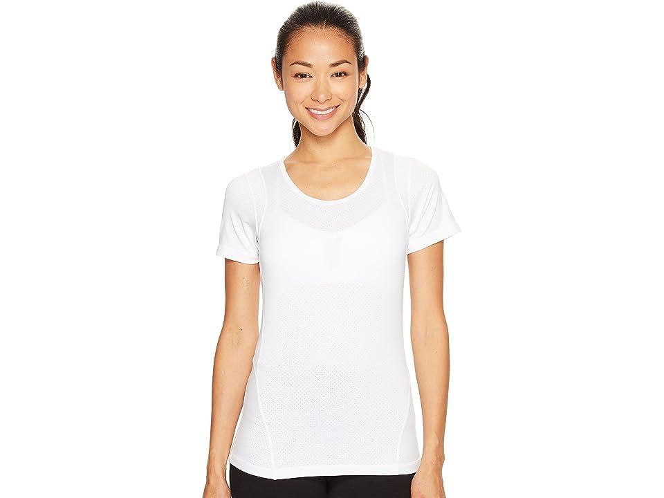 Skirt Sports Circuit Tee (White) Women