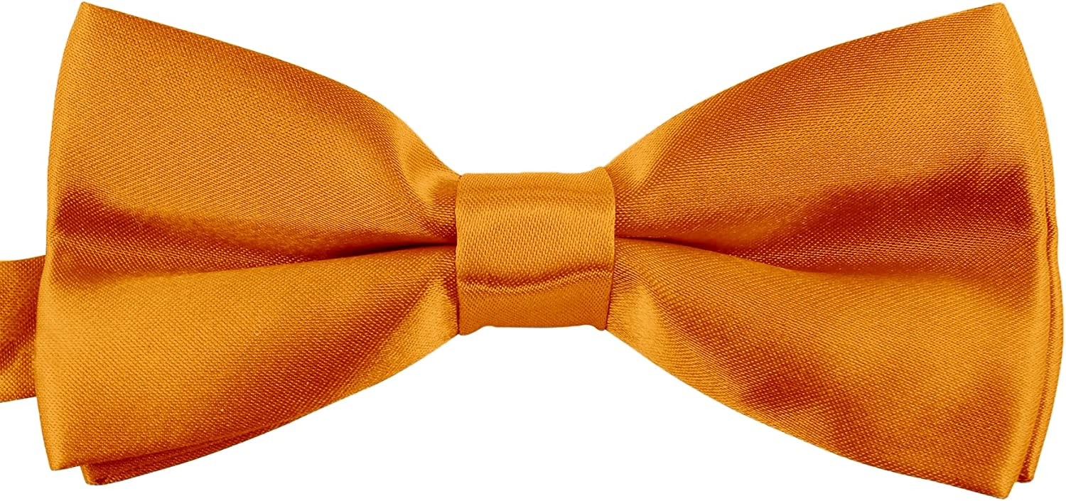Classic Bow Ties For Men Banded Pre-Tied Latest item Wedding Over item handling Tuxe Adjustable