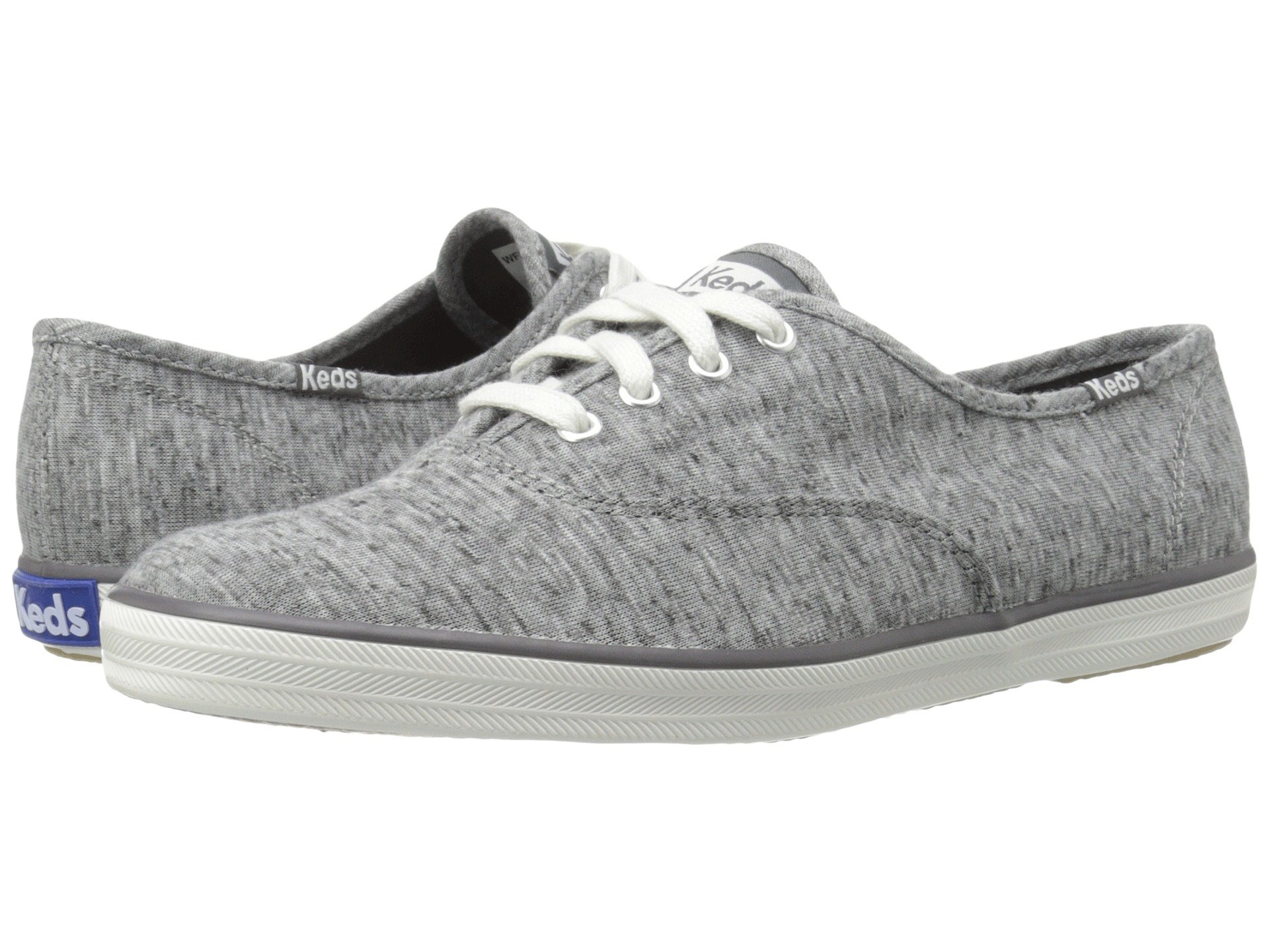 8441bdb70b0 Keds Champion Jersey In Charcoal