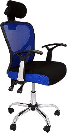 Amazon.es: sillas de direccion - Sillas y sofás / Oficina ...