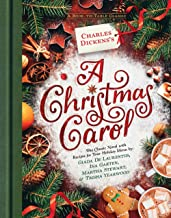 Charles Dickens's A Christmas Carol (Book to Table Classics)