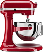 KitchenAid Professional 5 Plus Series Stand Mixers -  Empire Red
