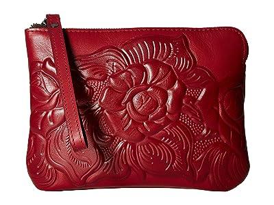 Patricia Nash Cassini (Red 3) Wristlet Handbags