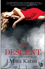 The Descent: Book Three of the Taker Trilogy (English Edition) eBook Kindle