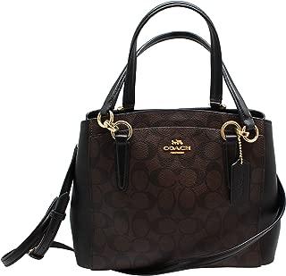 COACH Women's leather Hand shoulder bag