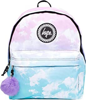 HYPE Pastel Clouds Backpack Multi Schoolbag SS18BAG-013 HYPE Bags