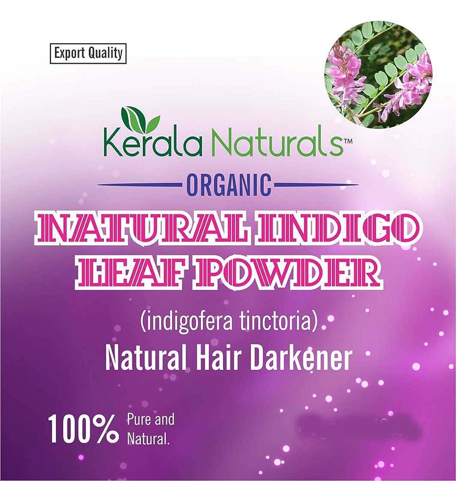 ドームクラッシュ不快Pure indigo powder 200g ((Indigofera tinctoria)