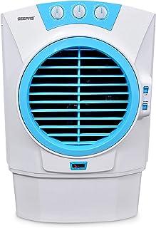 Geepas Air Cooler, White, GAC9602