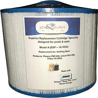 Spa & Sauna Parts Bullfrog 10-1035 Replacement Spa Filter
