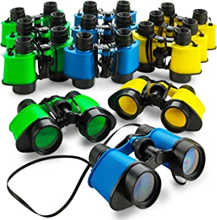 binocular party favors