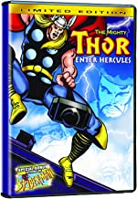 Marvel: Mighty Thor, The: Enter Hercules [DVD] (2009)