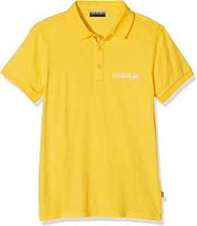 K Evora Freesia Yellow Polo para Niños