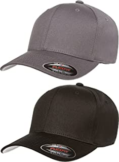2-Pack Premium Original Cotton Twill Fitted Hat …