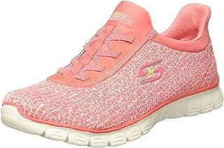Skechers EZ Flex 3.0 Swift N Sly Womens Slip On Sneakers Coral 7