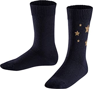 Falke, Glitter Stars Print Calcetines para Niñas