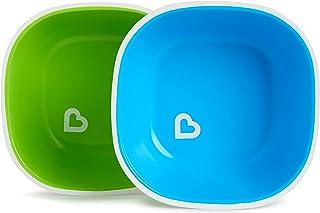 Munchkin Splash Bowls 2 Pack Blue & Green