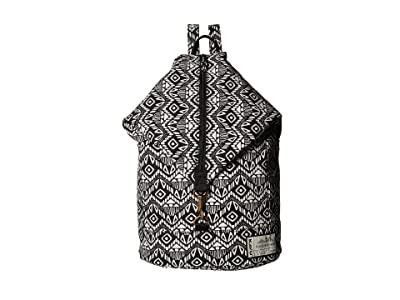 KAVU Free Range (Black Batik) Bags