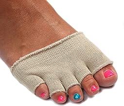 trenton gifts toe separating socks | keeps toes apart, dry & healthy