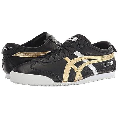 Onitsuka Tiger Mexico 66(r) (Black/Gold) Shoes