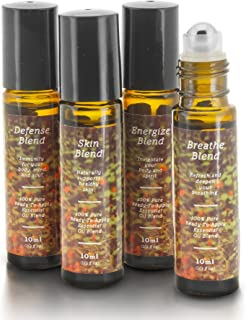sacred life essential oils