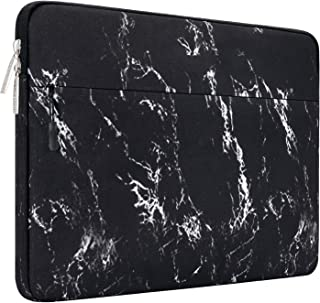 Mosiso ラップトップ 衝撃吸収 スリーブケース キャンバス 撥水 バッグ 保護 インナーケース 13-13.3インチ ノートパソコン/MacBook Air/MacBook Pro用(ブラック)