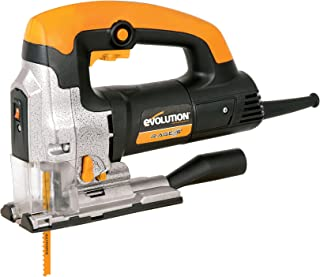 Evolution Power Tools RAGE 7-S Multi-Material Jigsaw, 710 W (230 V)