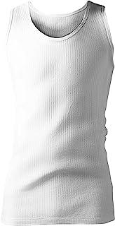HEAT HOLDERS - Mens Winter Warm Cotton Thermal Underwear Sleeveless Vest