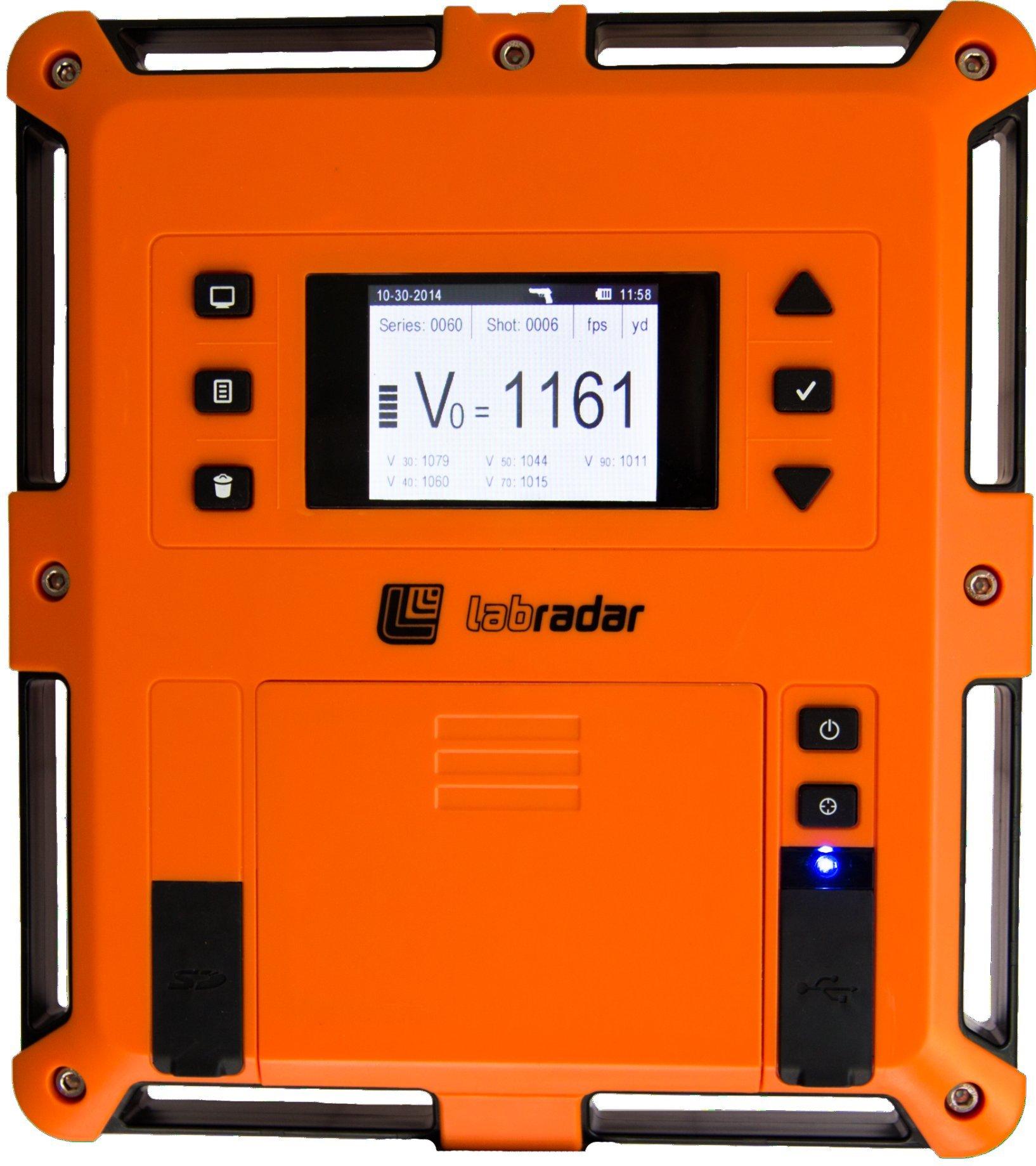 Labradar Ballistic Velocity Doppler Radar