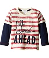 Pumpkin Patch Kids - Double Sleeve Striped Tee (Infant)