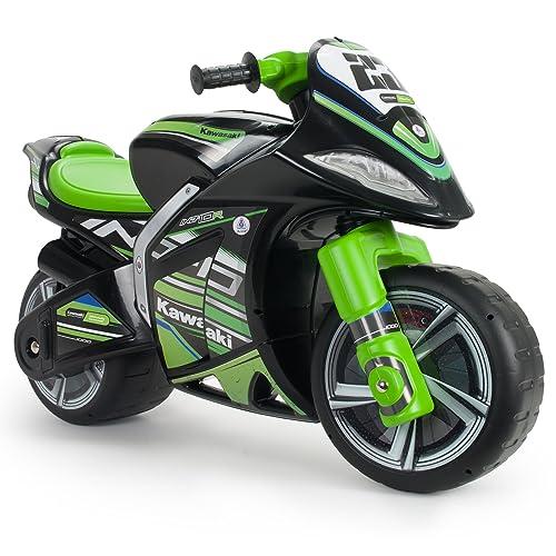 INJUSA Moto Correpasillos Kawasaki Color Verde 19455/000