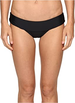 5362e4ca4eb3 Volcom simply solid bikini boardie, Clothing, Women | Shipped Free ...