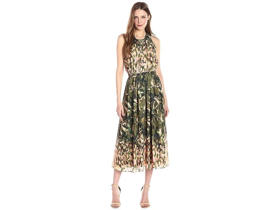 CATHERINE Catherine Malandrino Alfie Dress (Tiki Palm) Women