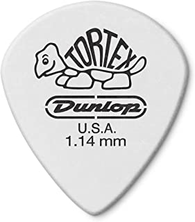 Jim Dunlop 478P1.14 Tortex White Jazz III, 1.14mm, 12/Player's Pack