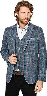 Joe Browns Mens Vintage Style Check Single Breasted Blazer