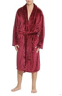 Velour Robe Robes for Men