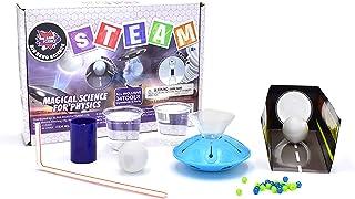 JADE Science Kit for Kids - STEM Magical Science for Physics Science Kit – DIY Kit - Science Experiment kit for kids